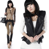 Autumn new arrival top suit women's long-sleeve slim one button small suit jacket female