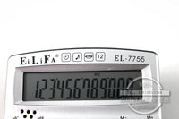 Калькулятор Computer el-7755 alarm clock calculator voice