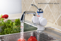Водонагреватель Electric heating gweat tankless heater hot water tap heated fast faucet